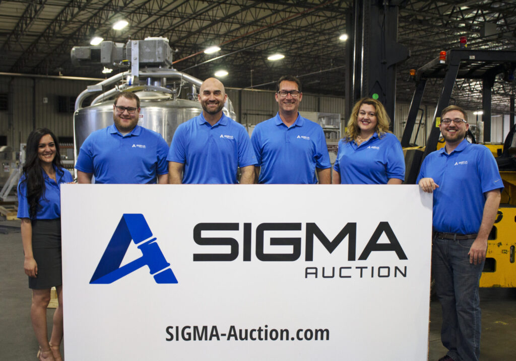 SIGMA-Auction-Team-Group-Photo